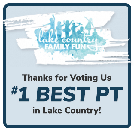 Best PT in Lake Country!